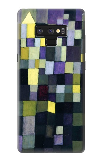 Printed Paul Klee Architecture Samsung Note9 Case