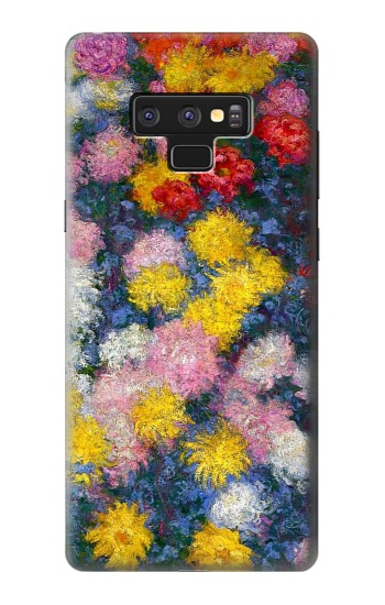 Printed Claude Monet Chrysanthemums Samsung Note9 Case