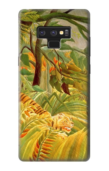 Printed Henri Rousseau Tiger in a Tropical Storm Samsung Note9 Case