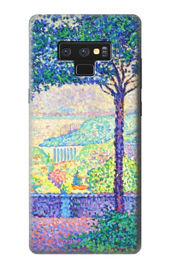 Printed Paul Signac Terrace of Meudon Samsung Note9 Case