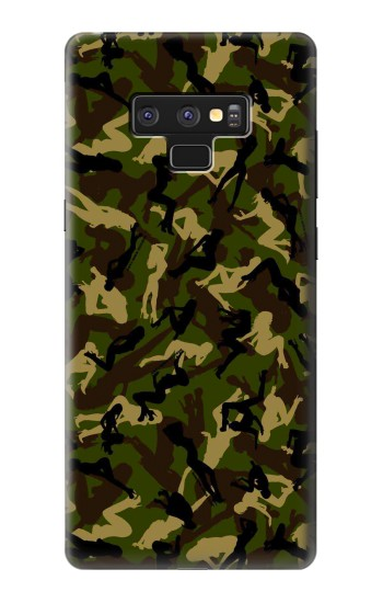 Printed Sexy Girls Camo Samsung Note9 Case