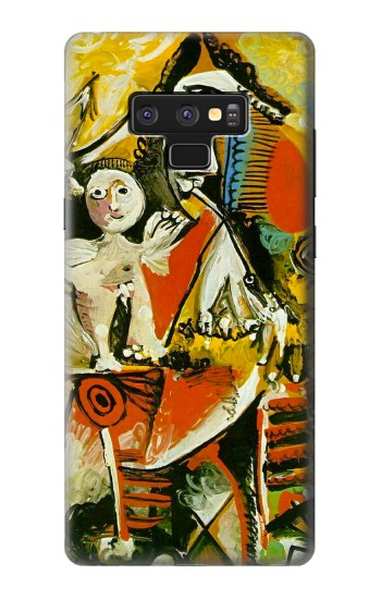 Printed Picasso Painting Cubism Samsung Note9 Case