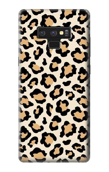 Printed Fashionable Leopard Seamless Pattern Samsung Note9 Case