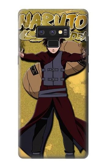 Printed Naruto Gaara of the Sand Samsung Note9 Case