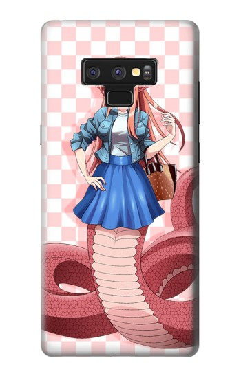 Printed Daily Life With A Monster Girl Lamia Miia Samsung Note9 Case