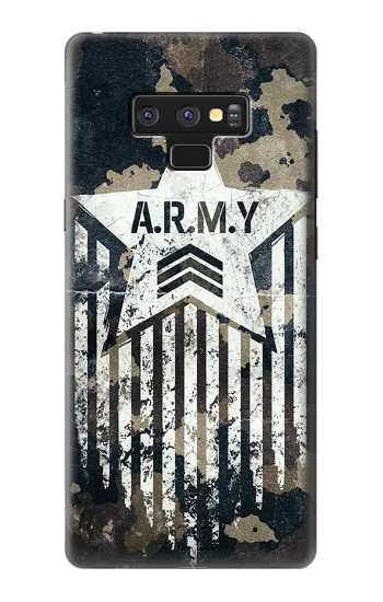 Printed Army Camo Camouflage Samsung Note9 Case