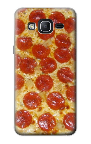 Printed Pizza Samsung Galaxy On5 Case