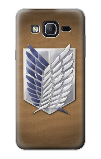 Printed Recon Troops Attack on Titan Samsung Galaxy On5 Case