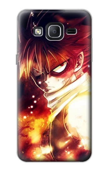 Printed Fairy Tail Natsu Dragneel Salamander Fire Dragon Samsung Galaxy On5 Case