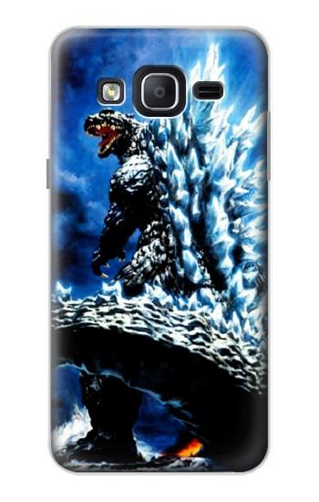 Printed Godzilla Giant Monster Samsung Galaxy On5 Case