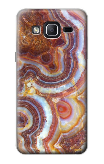 Printed Colored Marble Texture Printed Samsung Galaxy On5 Case