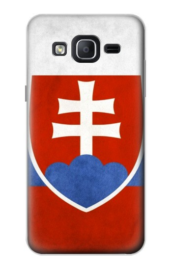 Printed Slovakia Flag Samsung Galaxy On5 Case