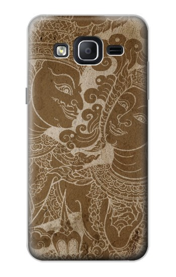 Printed Thai Traditional Art Samsung Galaxy On5 Case