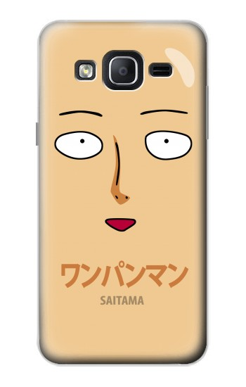 Printed Saitama One Punch Man Samsung Galaxy On5 Case