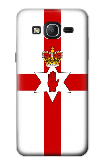 Printed Flag of Northern Ireland Samsung Galaxy On5 Case