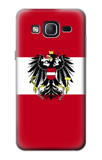 Printed Variant flag of Austria Samsung Galaxy On5 Case