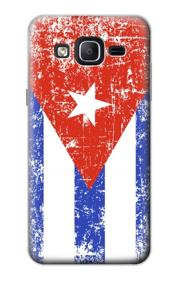 Printed Cuba Flag Samsung Galaxy On5 Case