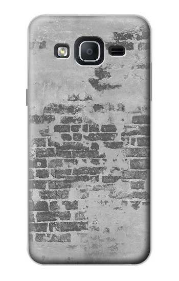Printed Old Brick Wall Samsung Galaxy On5 Case