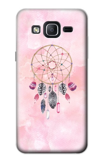 Printed Dreamcatcher Watercolor Painting Samsung Galaxy On5 Case