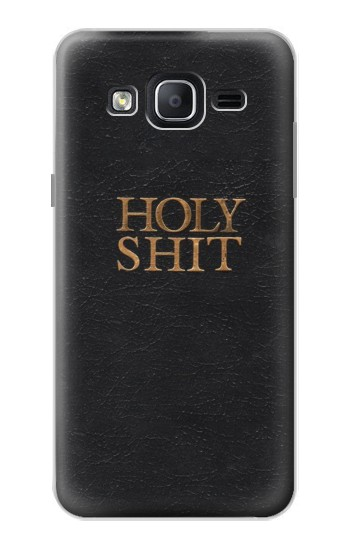 Printed Funny Holy Shit Samsung Galaxy On5 Case