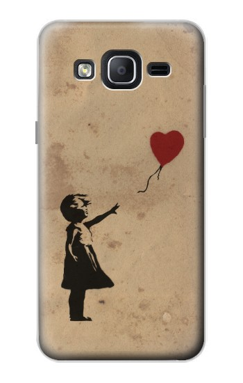 Printed Girl Heart Out of Reach Samsung Galaxy On5 Case