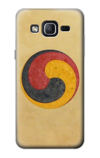 Printed Korean Traditional Drum Samsung Galaxy On5 Case
