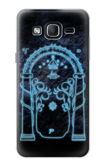 Printed Lord of The Rings Mines of Moria Gate Samsung Galaxy On5 Case