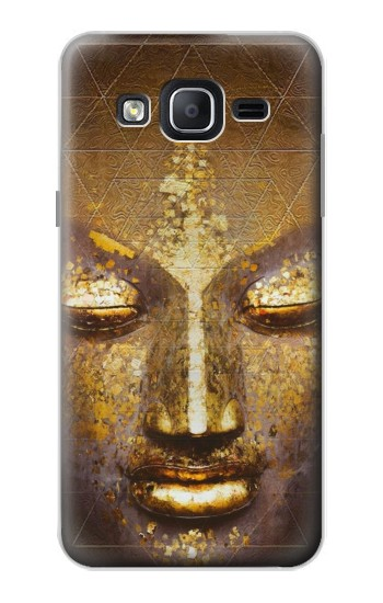 Printed Magical Yantra Buddha Face Samsung Galaxy On5 Case