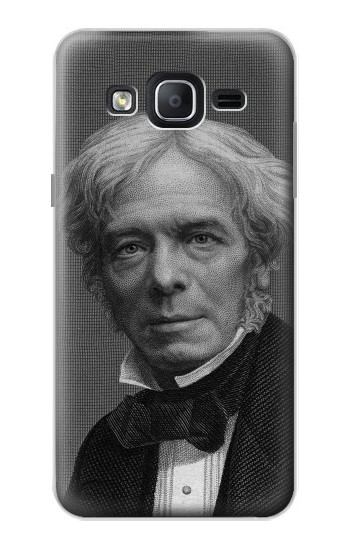 Printed Michael Faraday Samsung Galaxy On5 Case