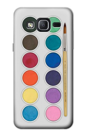 Printed Mixing Color Plate Samsung Galaxy On5 Case