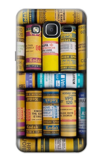 Printed MM Film Camera Samsung Galaxy On5 Case