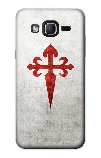 Printed Order of Santiago Cross of Saint James Samsung Galaxy On5 Case