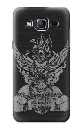 Printed Sak Yant Rama Tattoo Samsung Galaxy On5 Case