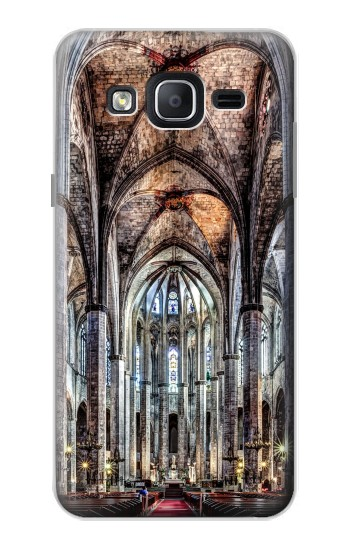 Printed Santa Maria Del Mar Cathedral Samsung Galaxy On5 Case