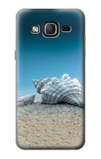 Printed Sea Shells Under the Sea Samsung Galaxy On5 Case