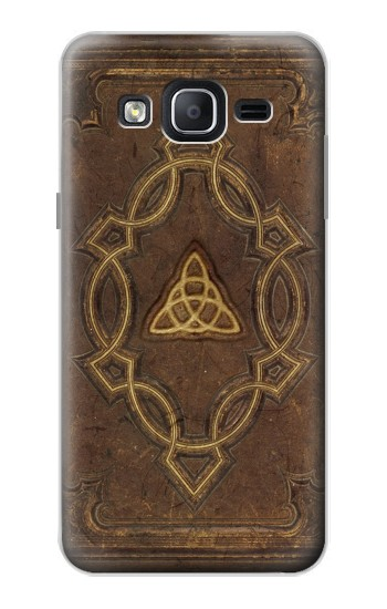 Printed Spell Book Cover Samsung Galaxy On5 Case