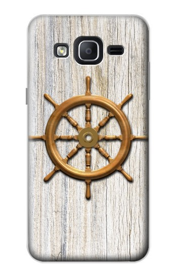 Printed Steering Wheel Ship Samsung Galaxy On5 Case