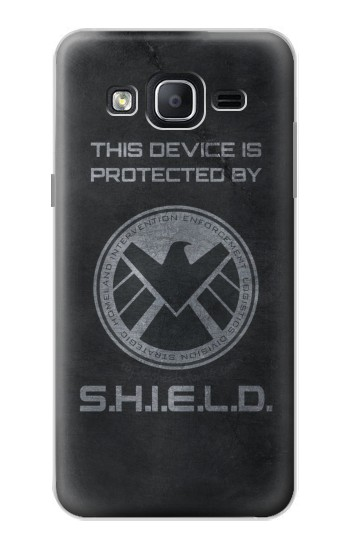 Printed This Device is Protected by Shield Samsung Galaxy On5 Case