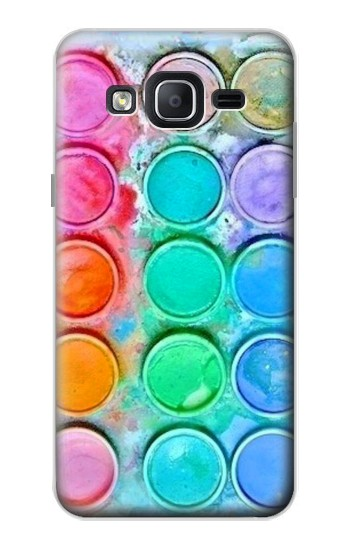 Printed Watercolor Mixing Samsung Galaxy On5 Case