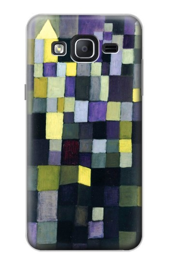 Printed Paul Klee Architecture Samsung Galaxy On5 Case
