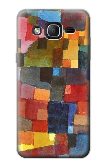 Printed Paul Klee Raumarchitekturen Samsung Galaxy On5 Case