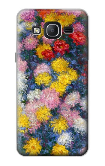 Printed Claude Monet Chrysanthemums Samsung Galaxy On5 Case