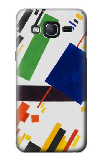 Printed Kazimir Malevich Suprematist Composition Samsung Galaxy On5 Case