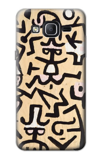 Printed Paul Klee Comedians Handbill Samsung Galaxy On5 Case