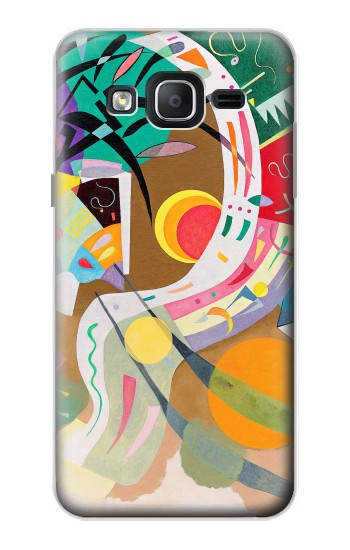 Printed Vasily Kandinsky Guggenheim Samsung Galaxy On5 Case