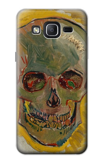 Printed Vincent Van Gogh Skull Samsung Galaxy On5 Case