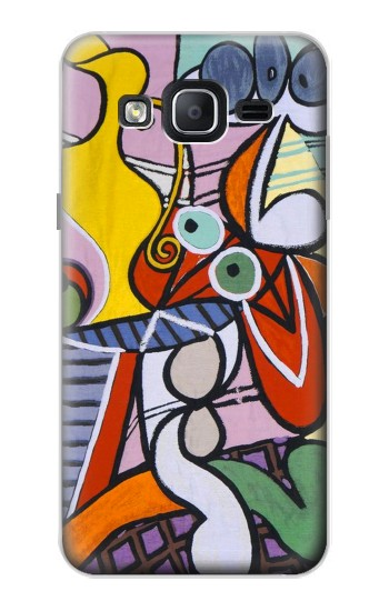 Printed Picasso Nude and Still Life Samsung Galaxy On5 Case