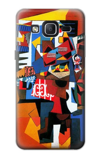 Printed Picasso The Bird Cage Samsung Galaxy On5 Case