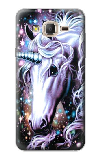 Printed Unicorn Horse Samsung Galaxy On7 Case