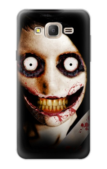 Printed Jeff the Killer Samsung Galaxy On7 Case
